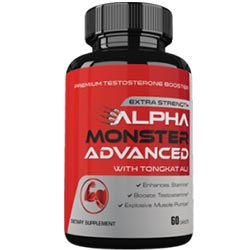 Alpha Monster Advanced